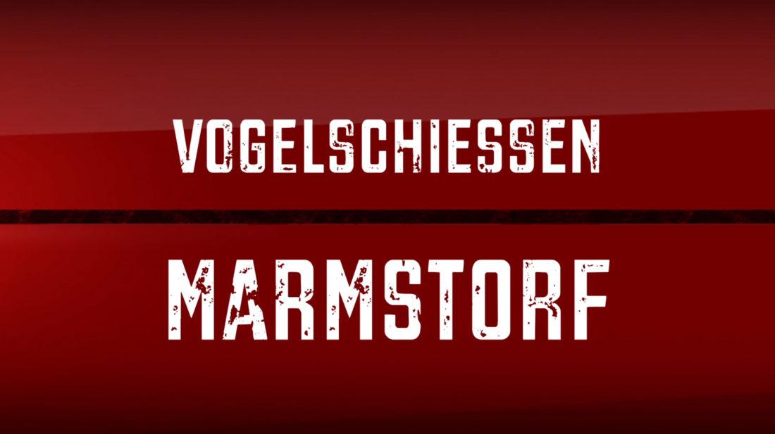 In wenigen Tagen gehts los: Marmstorf feiert vier Tage und Nächte (VIDEO)